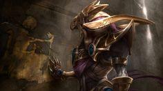 Azir League Of Legends Wallpapers HD 1920×1080 1 | art-of-lol.com