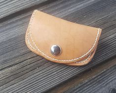 """Art of Leather,""""crafted by hand & heart"""" von ArtofLeatherAtelier Heart Hands, Leather Craft, Card Case, Sunglasses Case, Etsy, Wallet, Cards, Shopping, Things To Do"""
