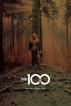 seen: the 100 - season Lexa The 100, The 100 Clexa, The 100 Cast, The 100 Show, Bellarke, The 100 Poster, Sky People, Teen Tv, Netflix