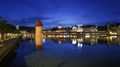 """Luzern. A beautiful city and a """"must see"""" when in Switzerland."""