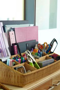 Love this tool basket!!! How cool is this!