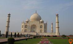 Private tour to scenic Agra gigantic forts mesmerizing Taj Mahal #Tajmahal #agra #tourism #Agratourism #packages