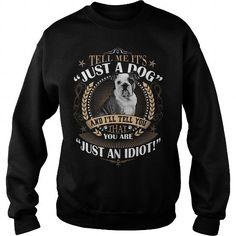 Bulldog-Idiot