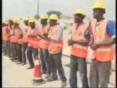 Lagos Nigeria light rail project