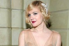 Vintage - glamour - 1920's - flapper - bridal - wedding - formal - races - hair - short or long