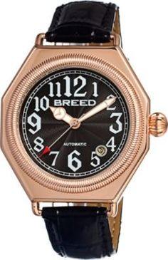 Arthur Men's Watch Black Gold