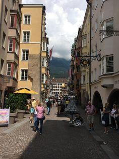 Innsbruck, Street View, Places