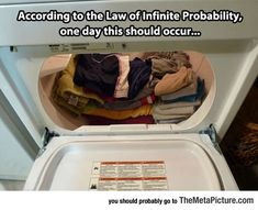 We saw this funny photo and we couldn't help but share it with you! Do you know how probability works? Practice calculating the probability of simple events with this fun activity by IXL! I Love To Laugh, Make Me Smile, Funny Quotes, Funny Memes, Humour Quotes, Smart Quotes, Funniest Memes, Funny Tweets, Decir No
