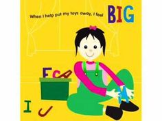 I Feel - audio book for young children.