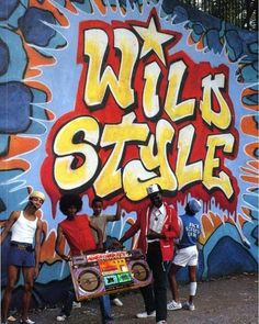 #ARTHISTORY  March #1983 the #film #WildStyle was released. It was the #publics first encounter with the #hiphop #culture.Throughout the #movie there are scenes depicting activities #common in the #earlydays of hip hop. Such as #MCing #turntablism #graffiti and #bboyin. The film demonstrated the interconnections between #music #dance #art and #politics in the development of hip hop. It also featured several prominent figures from the hip hop culture's #infancy such…