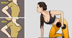 Every woman wants their breasts to be nice and perky, and even though we can't increase their size with training, we can surely give them a lift and make them appear bigger and perkier! These 5 chest exercises are perfect for women who want to strengthen Big Chest Workout, Chest Workouts, Gym Workouts, At Home Workouts, Chest Exercises, Pectoral Exercises, Breast Muscle, Open Your Legs, Kids Yoga Poses