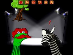 Libraryland: Flannel Friday-Sock Puppet App