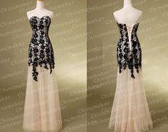 Custom long lace dress Etsy listing at: https://www.etsy.com/listing/182731228/2014-custom-long-elegant-lace-beautiful