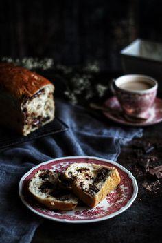 Čokoládovo-orechový chlieb - recept od Coolinári | food blog