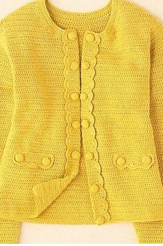 59 Fabulous and Stylish Crochet Cardigan Patterns Ideas Part crochet cardigan pattern; crochet cardigan plus size; crochet cardigan with hood; Crochet Cardigan Pattern, Crochet Jacket, Crochet Blouse, Débardeurs Au Crochet, Easy Crochet, Tutorial Crochet, Crochet Ideas, Girls Sweaters, Cardigans For Women