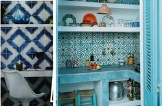 moroccan kitchen tiles tiles in turquoise blue tiles kitchen tiles and kitchen moroccan style kitchen tiles stickers Moroccan Tile Backsplash, Kitchen Backsplash, Mosaic Tiles, Backsplash Ideas, Splashback Tiles, Moroccan Kitchen Tiles, Indian Kitchen, Cement Tiles, Wall Tiles