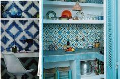 Halcyon Style: Mediterranean, Moroccan & Moorish