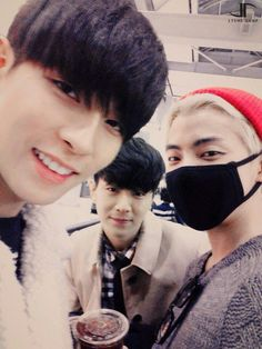 Buffy, Jota, and Lee Geon
