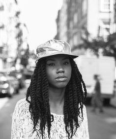 LaTonya Yvette: STYLE| Lost In Chinatown || two strand tist. 2 strand twist. twist extensions.