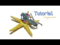 Micro Macrame Flower Bracelet ♥ DIY ♥ - YouTube