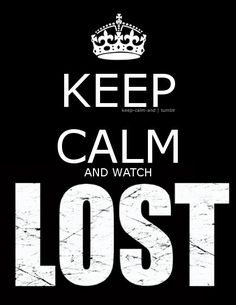 … watch LOST