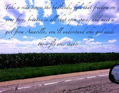 country lyrics | Tumblr  Describing my moment now lets go flying over the fly over states