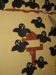jufjanneke.nl - Vogels in de lucht Preschool Christmas Activities, Christmas Crafts For Toddlers, Toddler Christmas, Christmas Themes, Vogel Clipart, Winter Thema, Snowmen At Night, Frozen Film, Snow Theme