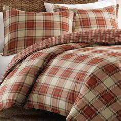Eddie Bauer Ravenna Plaid 3-piece Reversible Quilt Set - Overstock Shopping - Great Deals on Eddie Bauer Quilts
