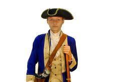 Girls Revolutionary War Deborah Sampson by HeritageCostumes