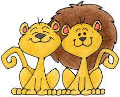 casal de felinos