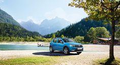 Neuer Dacia Sandero Stepway - Dacia Schweiz