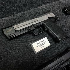 There's quite a lot to choose from for the best handguns in the market. Even conceal carry guns these days are equally reliable and sure to kick ass. Weapons Guns, Guns And Ammo, Best Handguns, Heckler & Koch, Real Steel, Shooting Gear, Home Defense, Cool Guns, Tactical Gear