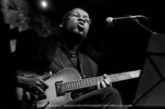 Lionel Loueke at Jamboree jazz club of Barcelona.