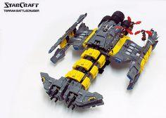 40 Impressive Robots Built With Lego Bricks http://www.hongkiat.com/blog/lego-bricks-robotic-models/
