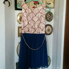 Mermaid Dress ? Zipper handle broken, still works ?Used ? As Is ? Please Ask questions ? Please use offer feature ModCloth Dresses