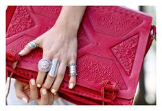 Funky Rings #accessories #jewelry #ring