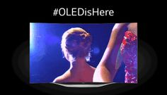 OLED is always the queen of the prom. Don't hate her 'cause she's beautiful.  #OLEDisHere http://www.lg.com/us/experience-tvs/oled-tv