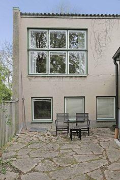 Kanalgatan 54, Kristianstad, Sweden Architect Gustav Kindt (Denmark) 1955: