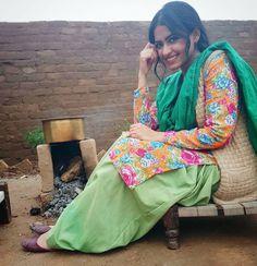 Image may contain: 1 person Punjabi Girls, Punjabi Suits, Punjabi Couple, Pakistani Girl, Salwar Suits, Rajasthani Dress, Punjabi Models, Punjabi Actress, Poetry Pic