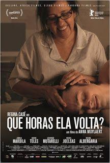 CINEseiler: QUE HORAS ELA VOLTA?