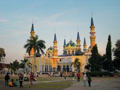=Masjid Akbar Tuban, East Java by Soga Soegiarto=