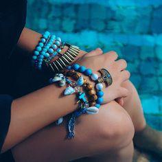 "RDB ""Miami Beach"" bracelet by ROYAL BEAST DESIGN – JAANTE SHOWROOM  #royalbeastdesign #jaanteshowroom #jewellery Spike Bracelet, Beach Bracelets, Miami Beach, Showroom, Turquoise Bracelet, Beast, Jewels, Jewellery, Design"