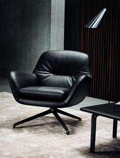 Minotti Design Jensen Armchair