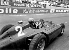 Luigi Musso, Ferrari D50 ,1956.