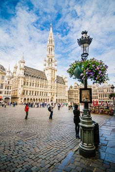 Bruselas - Grand Place por Jose Agudo en Fivehundredpx