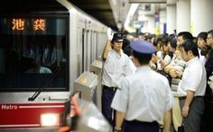 Clockwork precision on the Tokyo subway ‹ Japan Today: Japan News and Discussion