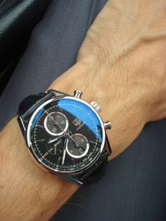 LifeStyle By You.... - Style - Men - ชุมชน - Google+...TAG Heuer Carrera 1887.