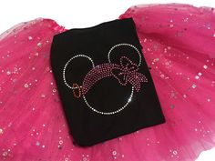 Hey, I found this really awesome Etsy listing at https://www.etsy.com/listing/191260241/minnie-mouse-inspired-pirate-rhinestone