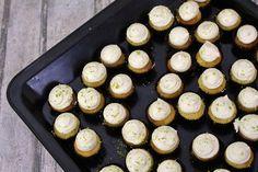 Frisch aus dem Ofen mit viel Limette und einem Schwipps: Gin Cupcakes von MainBacken!