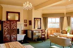 With plenty of space for a few more luxury features like a queen or king-sized bed our Principal Bedrooms offer all you need for a truly indulgent stay. Kelso Scotland, Luxury Rooms, Stone Work, House Made, Queen, Best Hotels, Bedrooms, King, Interiors